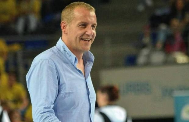 Новым основным тренеромГК «Ростов-Дон» стал француз Фредерик Бужан